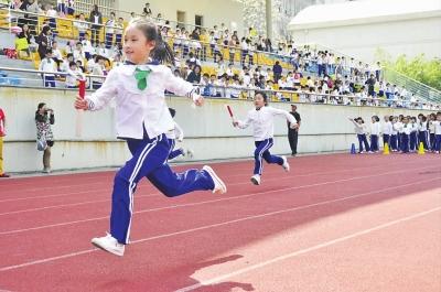 全校体育运动会